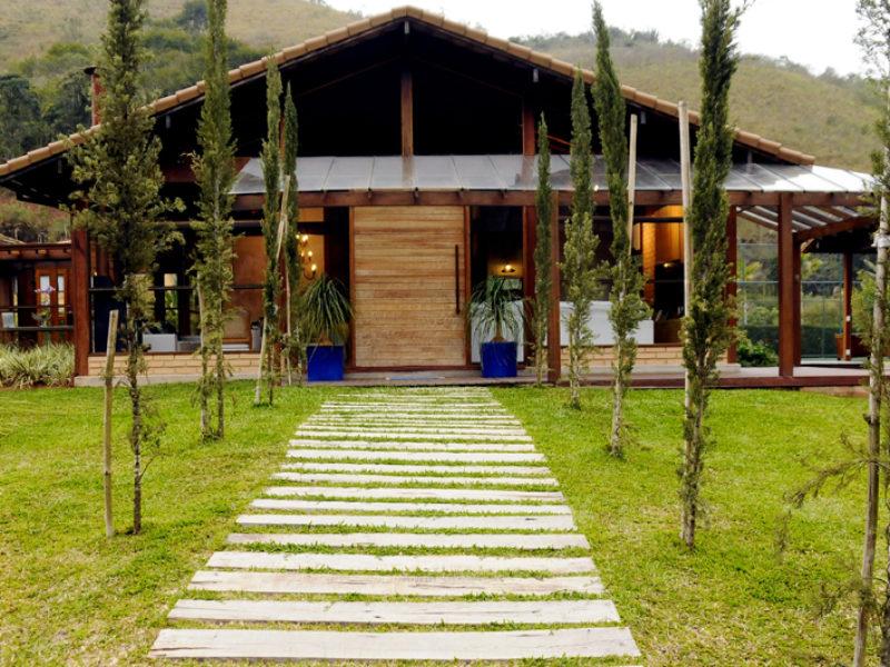 Condomínio Canoas, Teresópolis – Casas de madeira HOME PROJETOS