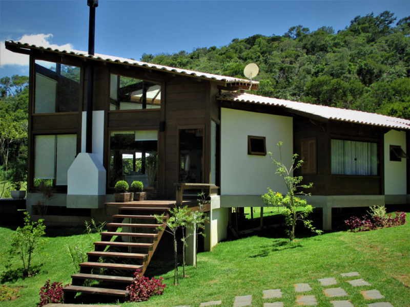 – Casas de madeira HOME PROJETOS