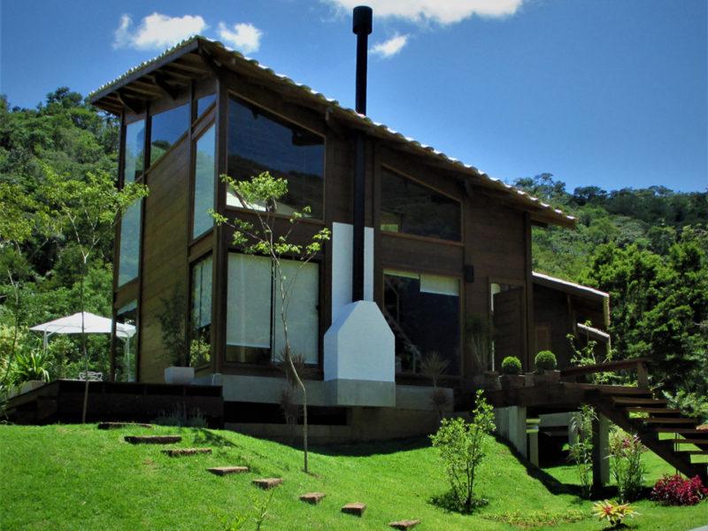 Vale das Videiras – Casa de madeira HOME PROJETOS