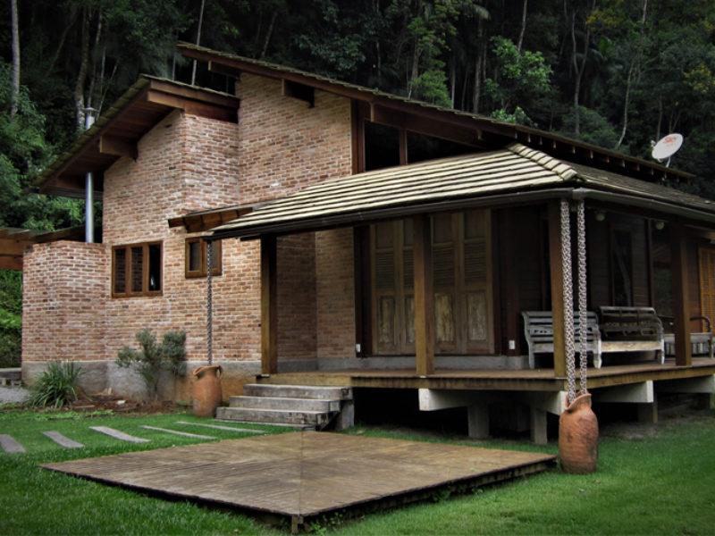 Condomínio Canoas, Teresópolis, Casas de madeira, HOME PROJETOS