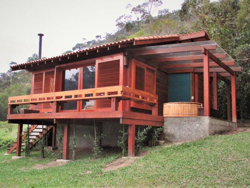 Rio das Flores – Casas de madeira HOME PROJETOS
