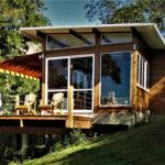 Casa de madeira pré fabricada, Casa de madeira