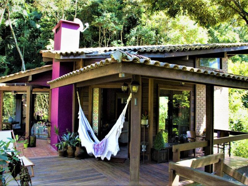 Deo Garcez, Teresópolis – Casas de madeira HOME PROJETOS