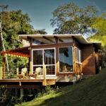 Casa de madeira pré fabricada, Serrinha, Teresópolis