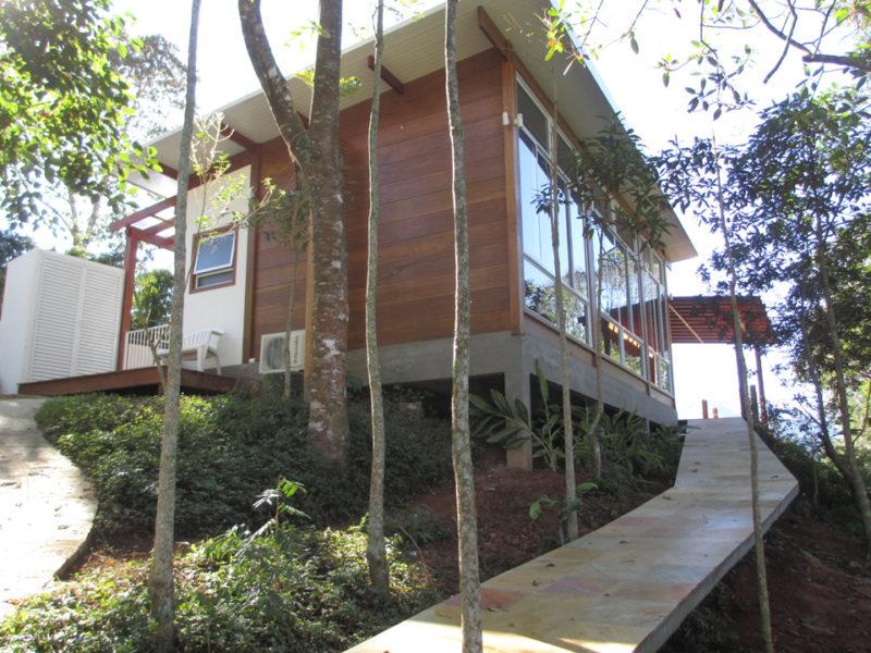 Serrinha, Teresópolis – Casas de madeira HOME PROJETOS