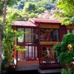 Casas de madeira - Projeto Araras 1