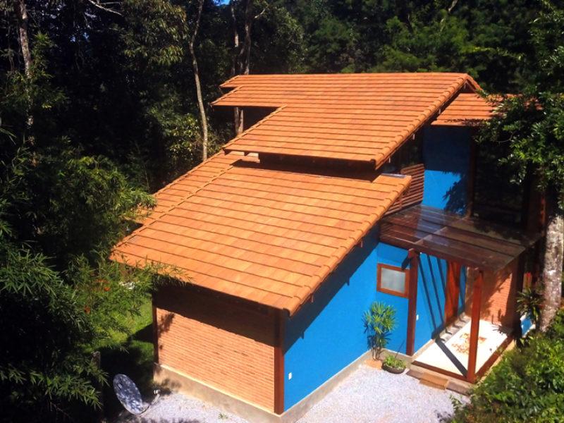 Casas de madeira – Projeto Araras 1