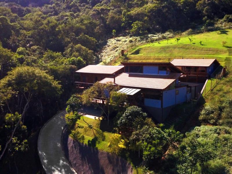 Casas de madeira – Projeto Araras 2