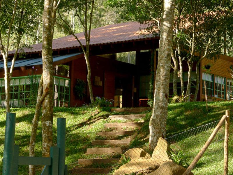 Casas de madeira – Projeto Araras 3